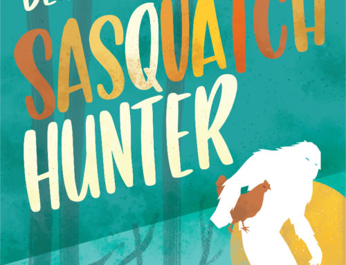 Book Cover: Beverley Green Sasquatch Hunter