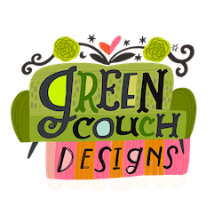 Green Couch Designs Logo